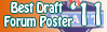 Best Draft Poster 2011